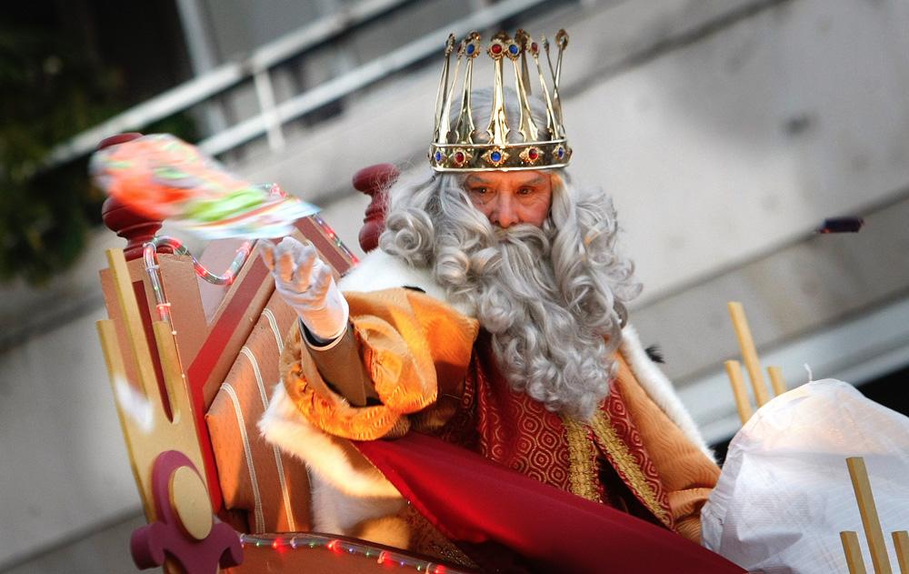 Menú Para Cena De Reyes En Tudela 2014
