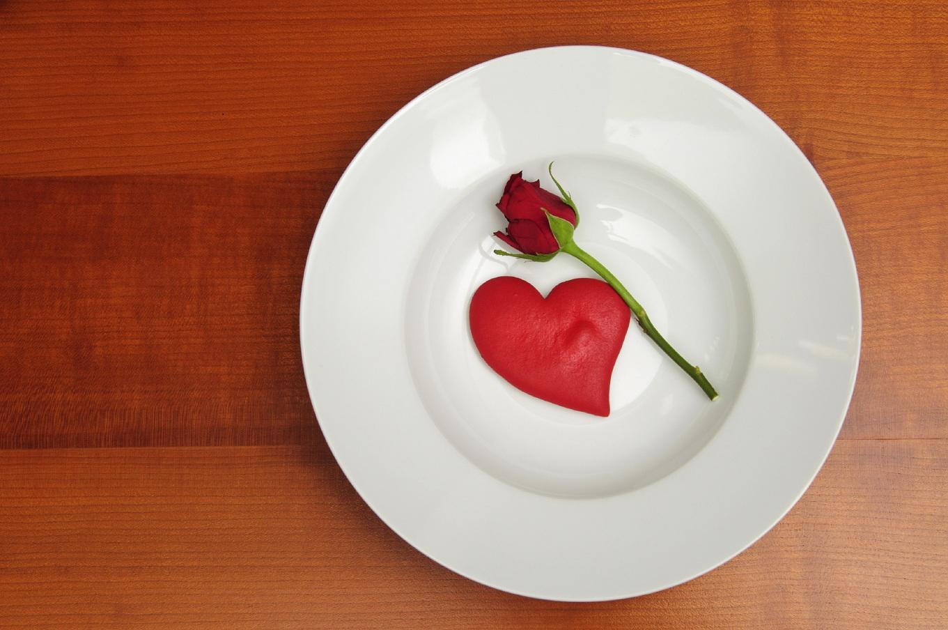 Menú Para Cenas De San Valentín 2014