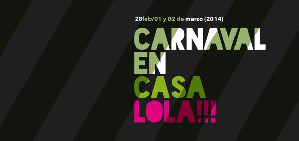 Menú Para El Fin De Semana De Carnavales 2014