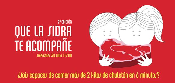 'Que La Sidra Te Acompañe!', Edición 2014