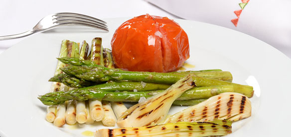 Menú Especial Verduras De Tudela 2016