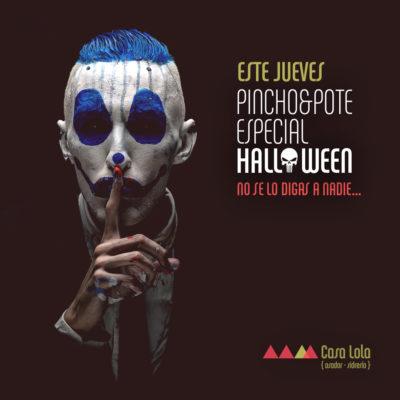 Pinchopote Halloween (oct 2015)