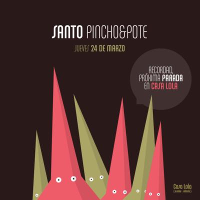 Pinchopote Santo (abr 2016)