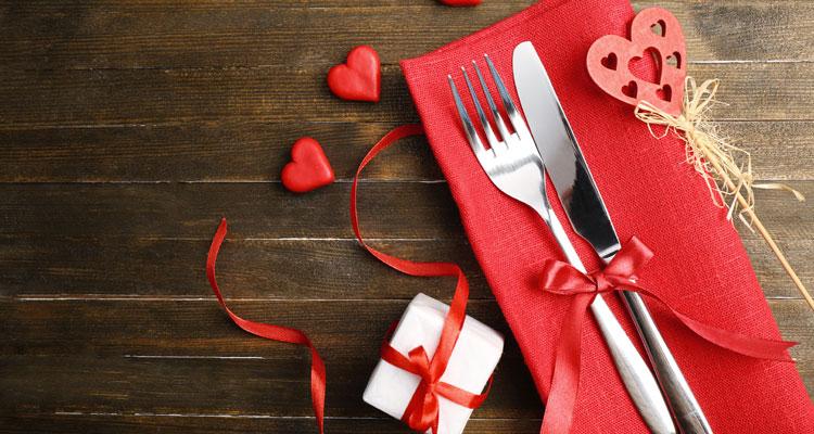 Menú San Valentín En Casa Lola
