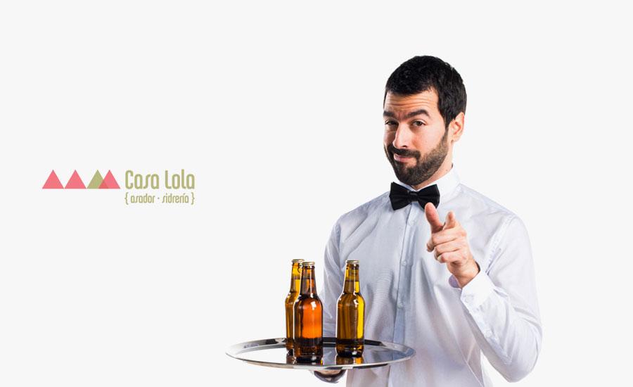 Trabaja con nosotros restaurante casa lola - Casa lola tudela ...